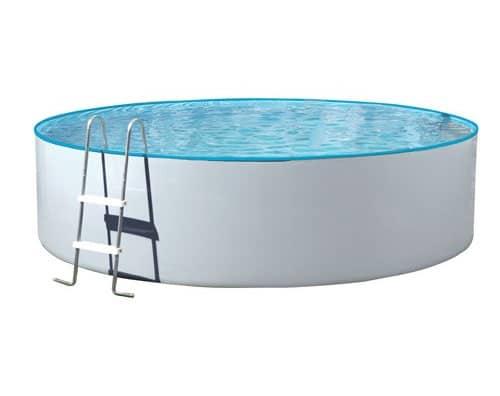 fémfalú medence